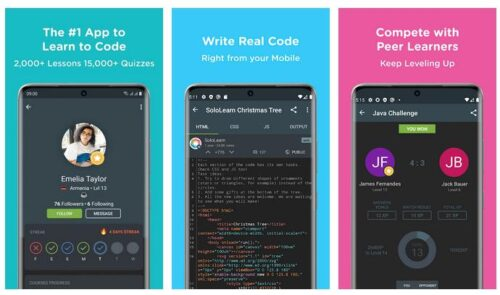 تطبيقات رمضان للاندرويد (22) – متصفح آمن ومثالي للاستخدام اليومي، تعلم البرمجة بسهولة ولعبة ممتازة