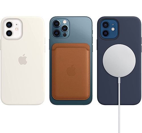 الحافظة الجلدية Apple iPhone Leather Wallet with MagSafe