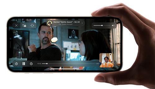 مميزات فيس تايم FaceTime الجديد على تحديث iOS 15 مشاركة الشاشة SharePlay
