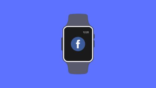 فيسبوك تعمل على ساعة ذكية منافسة لساعة أبل بتصميم مشابه وسعر $400