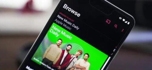 تحديث Apple Music الأخير على أندرويد يضيف خواص Spatial وLossless للصوت والمزيد
