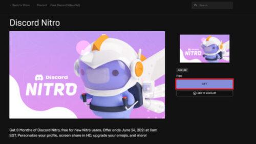 احصل على اشتراك Nitro المدفوع في تطبيق ديسكورد لمدة 3 شهور بشكل مجاني تمامًا