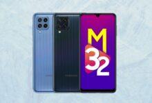 رسميًا – الكشف عن هاتف جالكسي M32 مع معالج HG80 وبطارية 6,000 ملي أمبير والمزيد