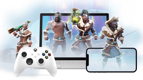 خدمة الألعاب السحابية Xbox Cloud Gaming - استمتع بألعاب الإكس بوكس على الايفون والايباد!