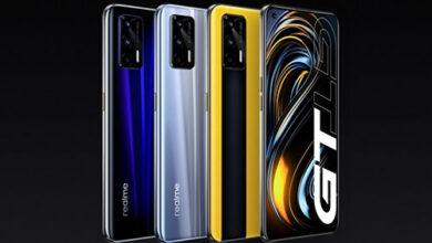 ريلمي تكشف دون قصد عن سعر هاتفها الرائد الجديد Realme GT