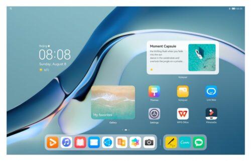 الإعلان رسميًا عن لوحيات هواوي MatePad Pro مع سنابدراجون وهارموني OS!