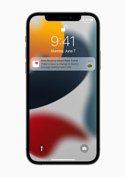 تحديث iOS 15 - هذه المزايا الجديدة في تطبيق الصحة Health