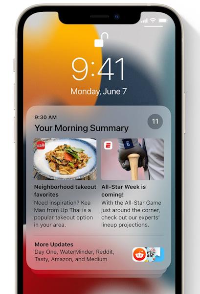 تحديث iOS 15 و iPadOS 15 - ما الجديد في نظام الإشعارات؟