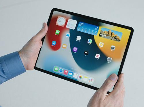 الإعلان عن تحديث iPadOS 15 لأجهزة الايباد الويدجت