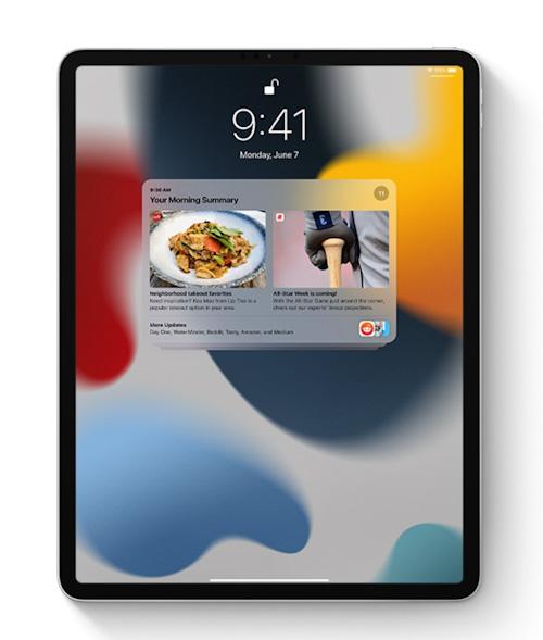 مميزات تحديث iPadOS 15 - الإشعارات