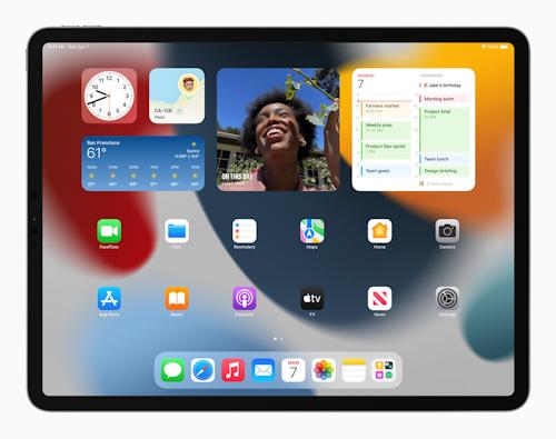 تحديث iOS 15 - ما الجديد في ويدجت الشاشة الرئيسية؟