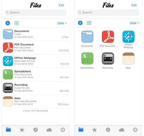 تطبيق File Manager & Browser لإدارة الملفات