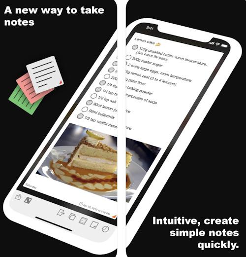 تطبيق YepNoteS لتسجيل الملاحظات