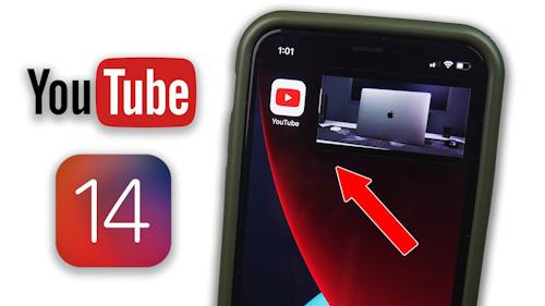 تطبيق يوتيوب للايفون والايباد سوف يوفر ميزة صورة في صورة للجميع!