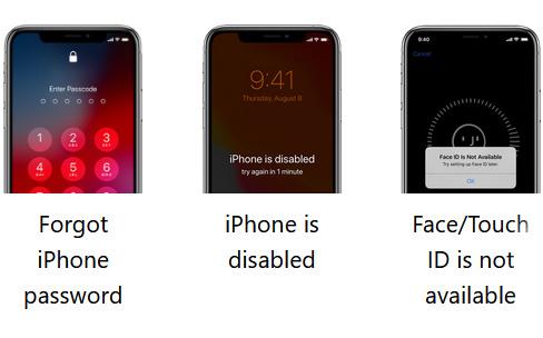 برنامج iToolab UnlockGo
