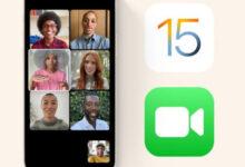 فيس تايم على تحديث iOS 15 - كيفية دعوة مستخدمي الأندرويد و ويندوز إلى مكالمة الفيديو؟