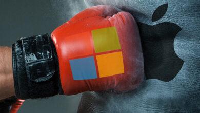 مايكروسوفت توجه صفعة قوية لآبل بعد السماح لمطوري البرامج بتحصيل 100% من عائدات الأرباح