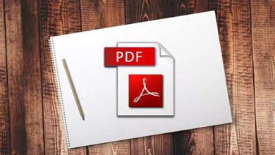 كيفية تحويل أي صورة إلى ملف PDF على ويندوز 10 في خطوات معدودة