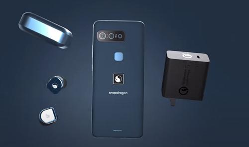 كوالكم تطلق أول هاتف لها تحت شعار Qualcomm Insider وهو من تصنيع اسوس