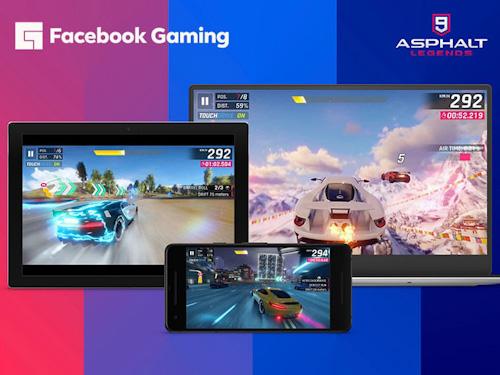 فيسبوك يطلق خدمة الألعاب السحابية للايفون عبر الويب!