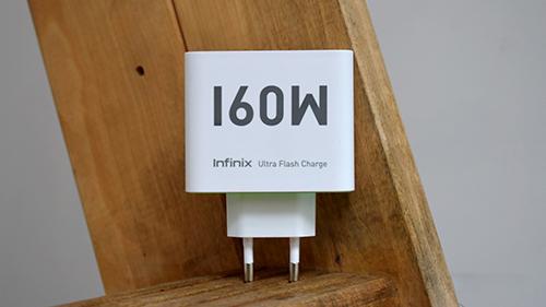 شركة Infinix تطلق تقنية شحن 160 واط لشحن الهاتف من 0 إلى 100% في 10 دقائق فقط
