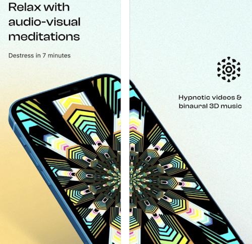 تطبيق Mediana - أفضل تطبيق للتأمل والاسترخاء والتخلص من الأرق!