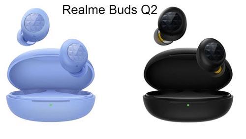شركة ريملي تستعد لإطلاق سماعة الأذن اللاسلكية Realme Buds Q2 Neo يوم 23 يوليو