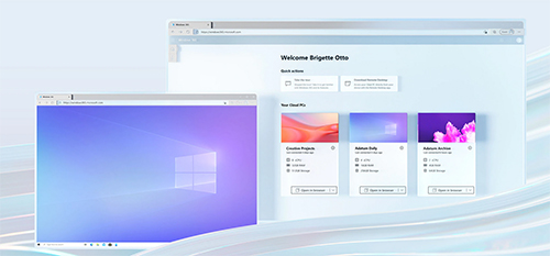 مايكروسوفت تعلن رسمياً عن خدمة ويندوز 365 السحابية - نظام ويندوز قائم على السحابة