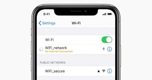 تحديث iOS 15 - كيف سيقوم بإصلاح مشكلة الوايفاي؟