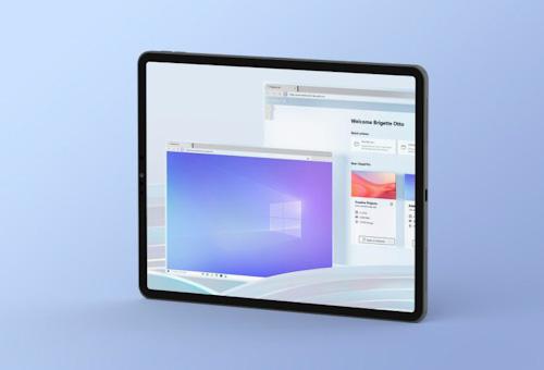 متي يتوفر نظام ويندوز 365 السحابي على الايباد و ماك