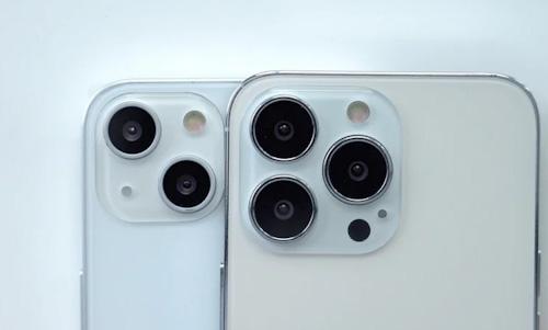 كاميرا ايفون 13 / ايفون 13 برو