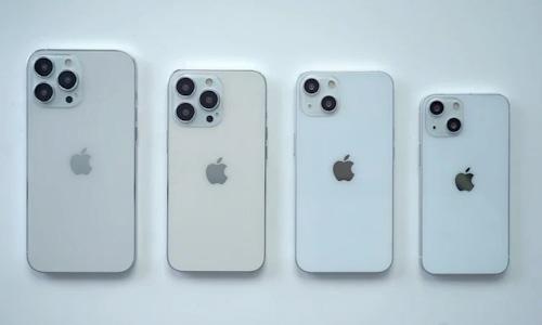 بالصور - التصميم المتوقع لهواتف ايفون 13 القادمة!