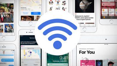 تحديث iOS 14.7 - كيف سيقوم بإصلاح مشكلة الوايفاي؟