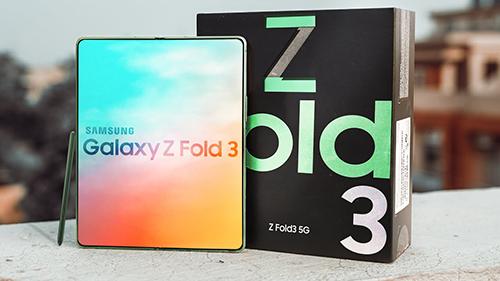 تسريب مواصفات كاميرا هاتف سامسونج المرتقب جالكسي Galaxy Z Fold 3