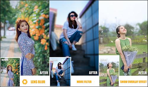 3 تطبيقات اندرويد تتيح لك القدرة على طمس الخلفية في صورك الشخصية بنقرة زر واحدة