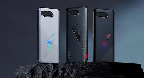 رسمياً - اسوس تعلن عن هاتف ROG Phone 5s بمعالج Snapdragon 888 Plus