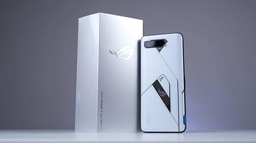 اسوس تستعد لإطلاق هاتف ROG Phone 5S - هل يختلف عن ROG Phone 5؟
