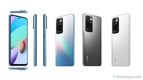 تسريب أبرز وأهم مواصفات هاتف شاومي المنتظر للفئة الاقتصادية ريدمي 10 - Redmi 10