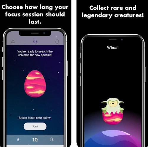تطبيق Hatch يساعدك على ترك هاتفك!
