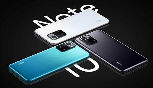 أول هاتف من ريدمي يحصل على تصنيف IP68 لمقاومة الماء هو هاتف Redmi Note 10 JE