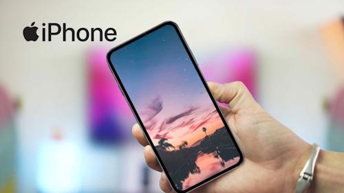متى سوف نرى الايفون بكاميرا مخفية في الشاشة؟