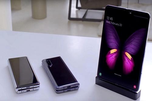 الطلب المُسبق على هواتف سامسونج القابلة للطي يرتفع إلى ذروته في موطن الشركة كوريا