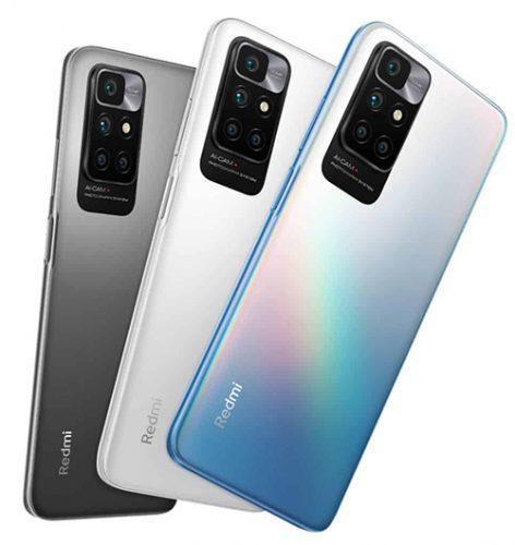 رسمياً - شاومي تعلن عن هاتف ريدمي 10 بمعدل تحديث 90Hz وبطارية 5000mAh