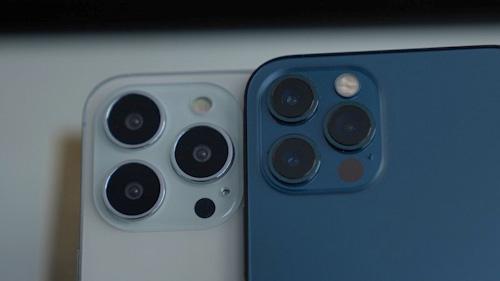 ايفون 13 كاميرا أفضل