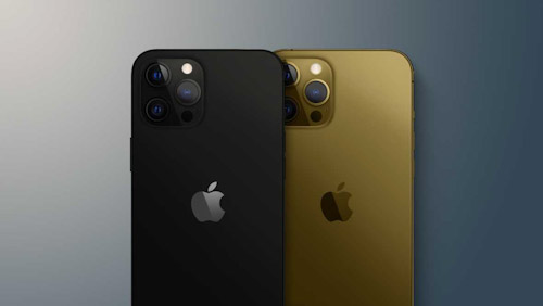 ألوان جديدة لإصدارات ايفون 13 برو