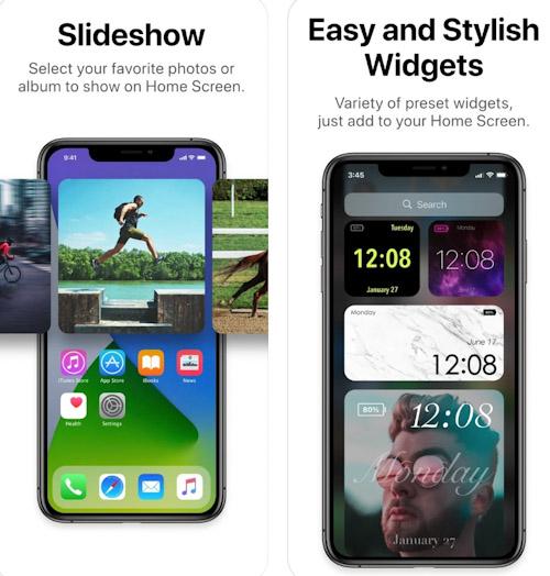 تطبيق Widgets PRO - ويدجات مميزة