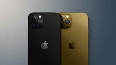 خمسة أشياء جديدة سوف نراها مع هواتف ايفون 13 القادمة!