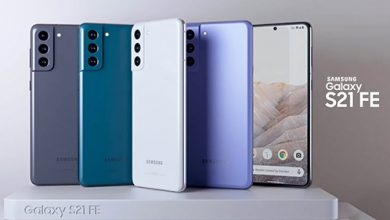 تسريبات - الآن يمكنك رؤية كيف يبدو شكل هاتف جالكسي S21 FE بصورة ثلاثية الأبعاد