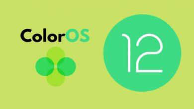 هواتف أوبو - واجهة Color OS 12 المستندة على اندرويد 12 قادمة خلال نهاية سبتمبر
