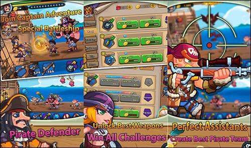 Pirate Defender Premium